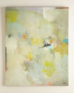 "John-Richard Collection ""The Camaraderie"" Abstract Giclee"