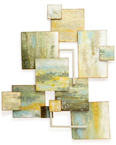 Delta Mist Mosaic Wall Panel