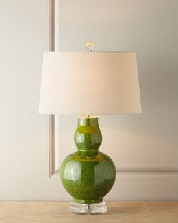 Florence de Dampierre Meadow Double-Gourd Lamp