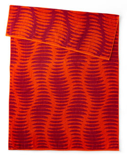 Natori Ribbed Beach Towel