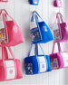 Personalized Large Colorblock Tote