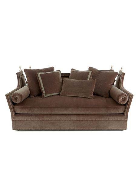 Tremont Faux-Ratchet Sofa