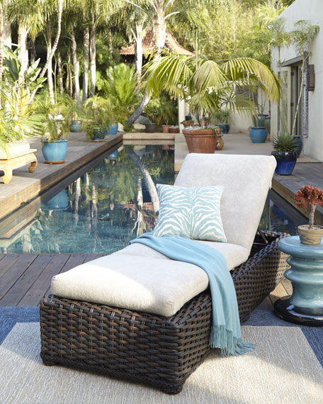 Madison Outdoor Chaise