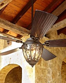 70 Scandia Outdoor Ceiling Fan