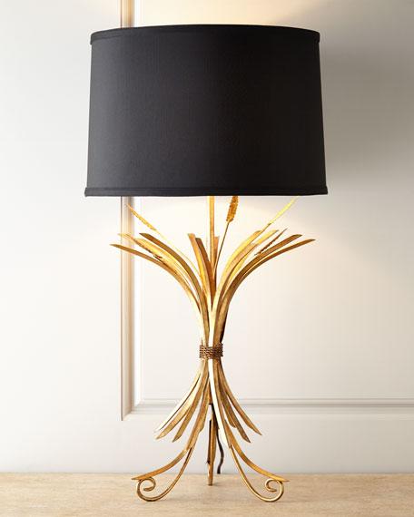 Golden Sheaf Lamp