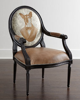 Massoud Bennington Chair