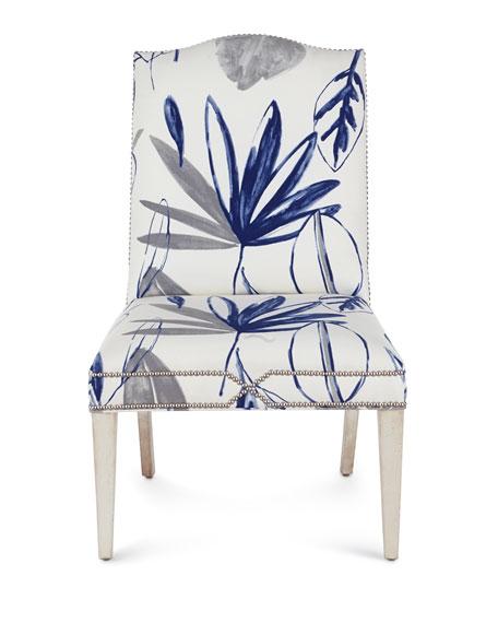 Allison Botanical Dining Chair