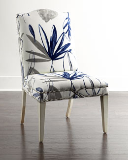 Massoud Allison Botanical Dining Chair