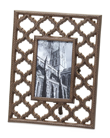 """Ogee-G 4"""" x 6"""" Picture Frame"""