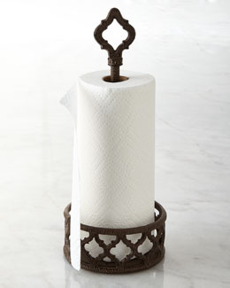 Ogee-G Paper Towel Holder