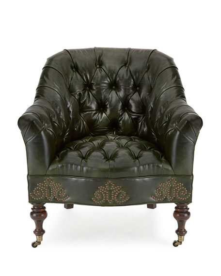 Liberty Creek Collection Marquis Leather Chair