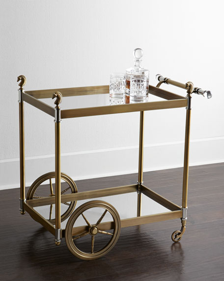 Jacques Bar Cart