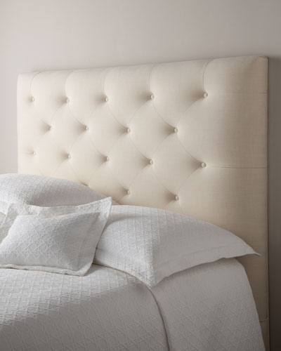 Loretta Queen Tufted Headboard