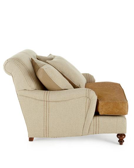 Weber Striped Chair