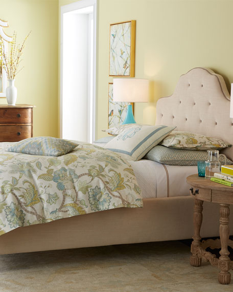 Jordan King Bed