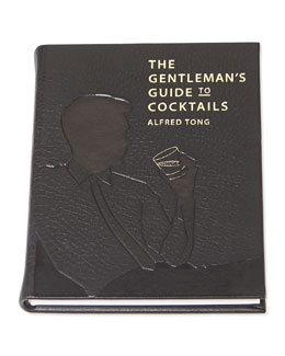 "Graphic Image ""Gentleman's Guide to Cocktails"" Book"