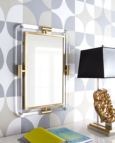 Jacques Acrylic Mirror