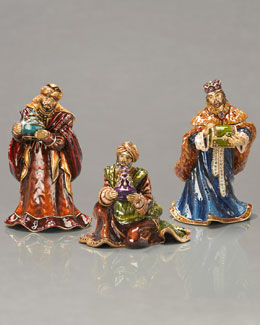 Jay Strongwater Three Wise Men