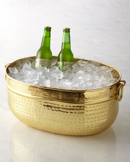 Hammered Party Bucket
