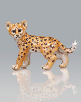 Kemi Cheetah Mini Figurine