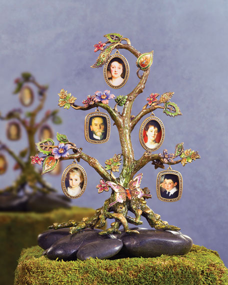 Jay Strongwater Tree Of Life Frame