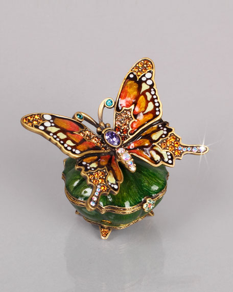 Joyce Butterfly Box