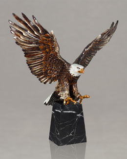 Washington Grand Eagle Figurine