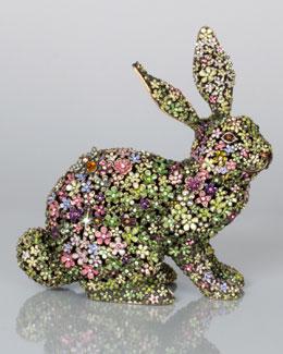 Lydia Mille Fiori Bunny Figurine