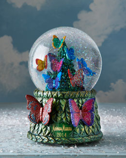 NM EXCLUSIVE 2014 Neiman Marcus Christmas Snowglobe