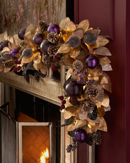 Sugarplum Chic 6' Garland