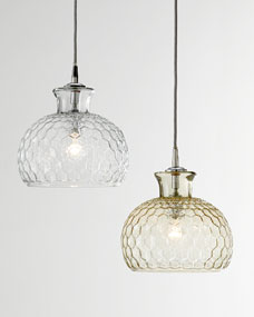 Jamie Young Clark One-Light Pendant