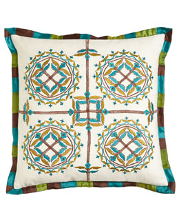 Lytton Four Corners Pillow