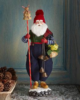 Sinterklass Dutch Santa