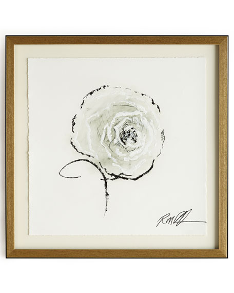 """Flower Right"" Giclee"