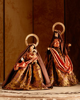 Two-Piece Holy Family Nativity Set