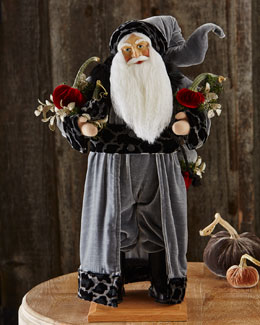 Lynn Haney Shades of Christmas Santa
