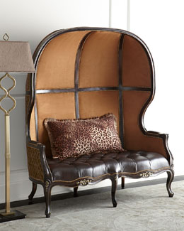 Massoud Ashford Balloon Settee