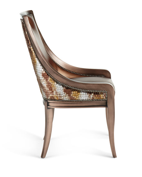 Arcady Leather Dining Chair