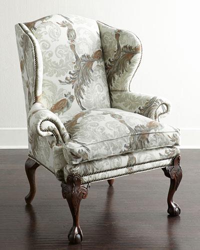 Marbury Wing Chair