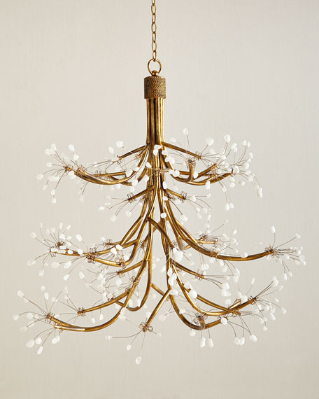 John richard collection enchantment halogen chandelier aloadofball Image collections