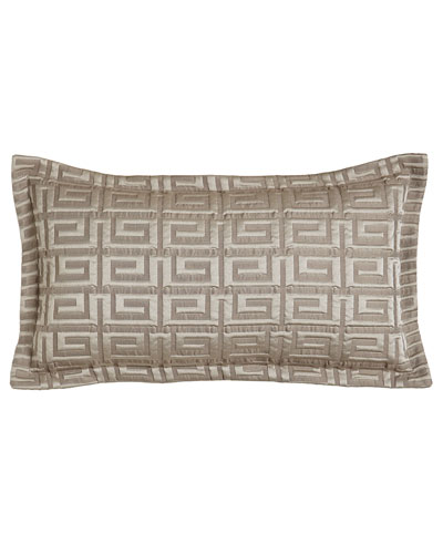 Meander Boudoir Pillow  14 x 24