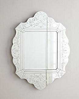 Marta Venetian-Style Mirror