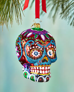 La Calavera Ornament