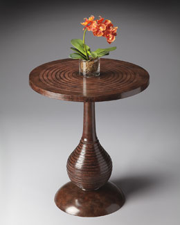 Potter's Accent Table