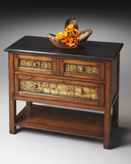 Heritage Console Chest