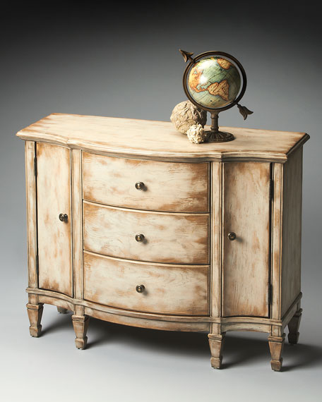 Chateau Console Cabinet