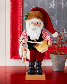 Ulbricht Baker Santa Nutcracker