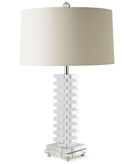 Acrylic Blocks Lamp