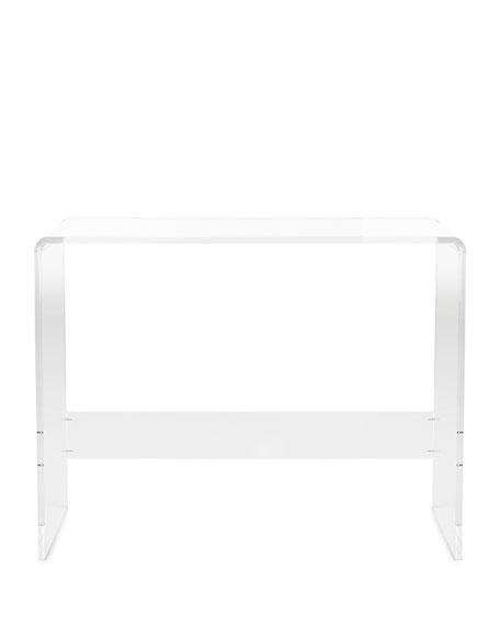 Carillo Acrylic Console