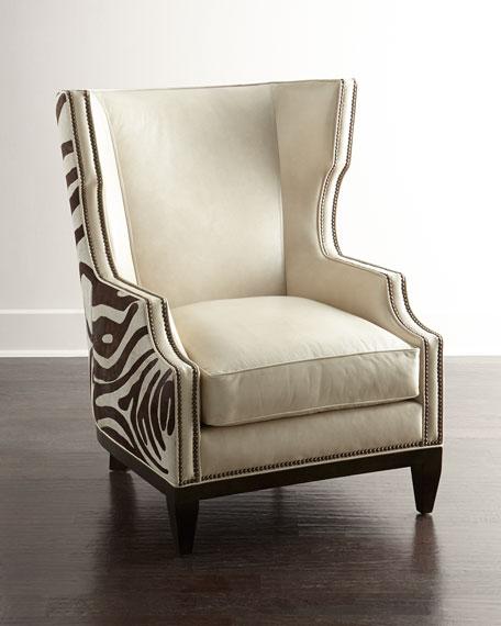 Borra Hairhide Chair